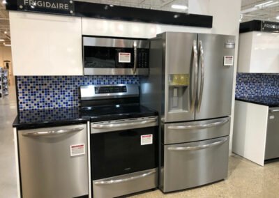 Appliances With Electronic Shelf Labeling