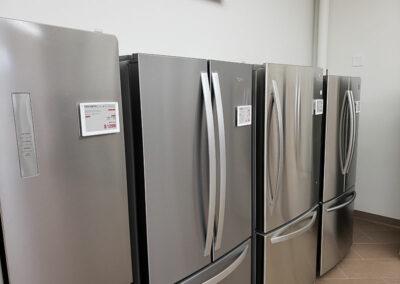 Leon's Furniture ESL Installation on Refrigerators