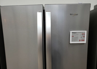 Leon's Furniture Electronic Shelf Label - Refrigerator