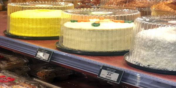 Cermak Fresh Market Install - Bakery Section