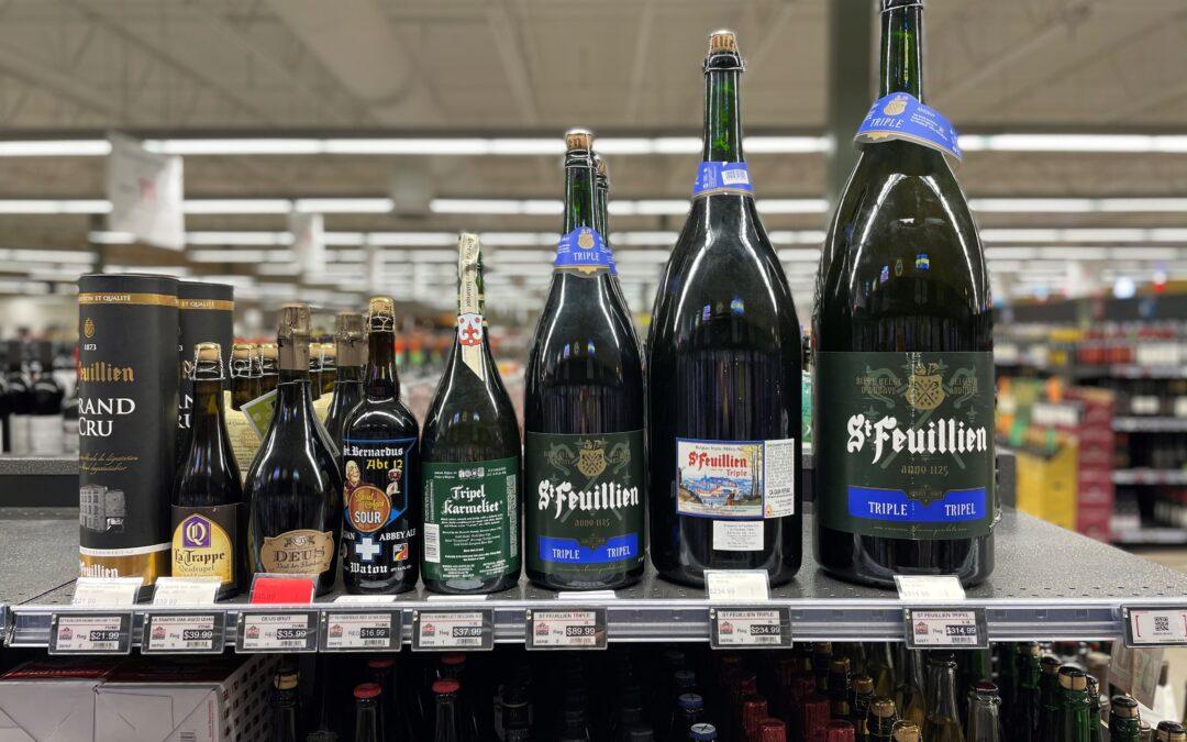 Installations at Major Liquor Stores